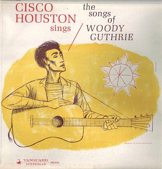 Woody Guthrie Cisco Houston Sonny Terry Alec Stewart Southern Mountain Hoedowns